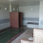 施設内風呂